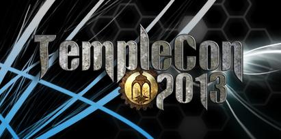 TempleCon 2013
