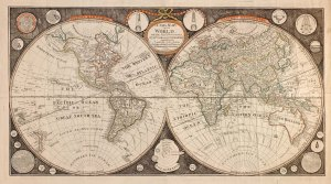 World Map, 1799