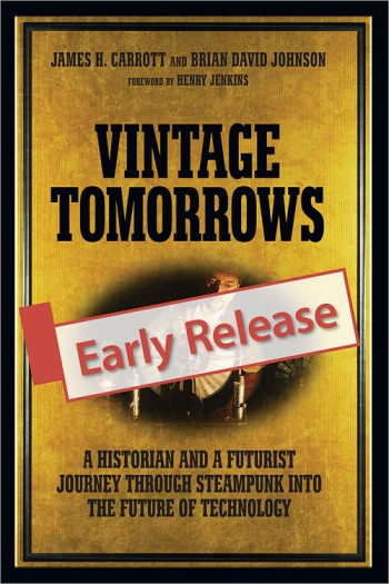 Vintage Tomorrows_eraly release cover