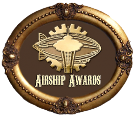 Winner of SteamCon's 2013 Airship Award for Community Contributor