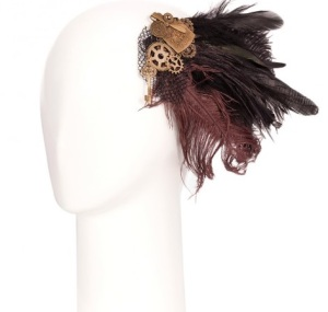 coset story steampunk fascinator