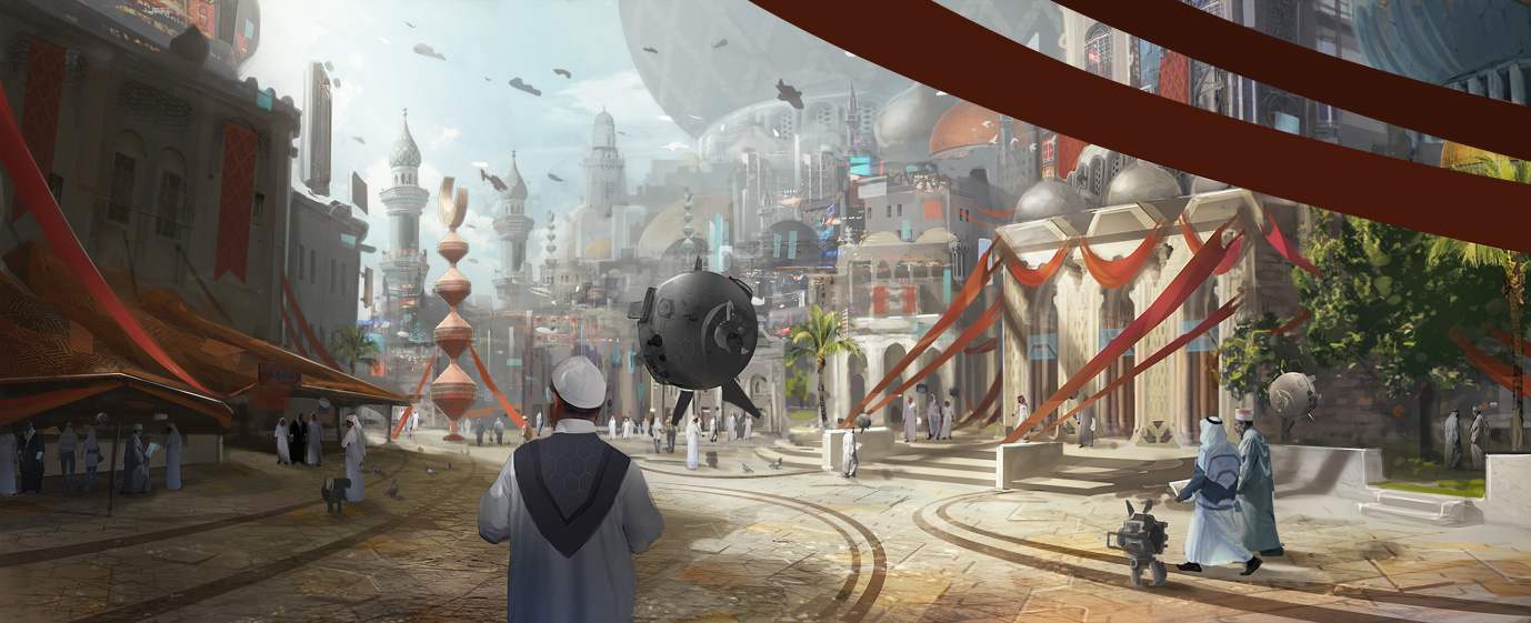 Картинки по запросу islamic sci fi
