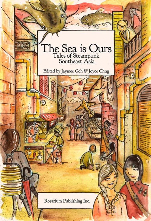 the SEA is Ours