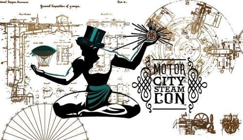 Motor City Steam Logo