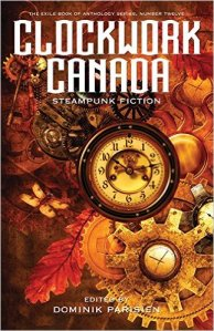 Clockwork Canada book