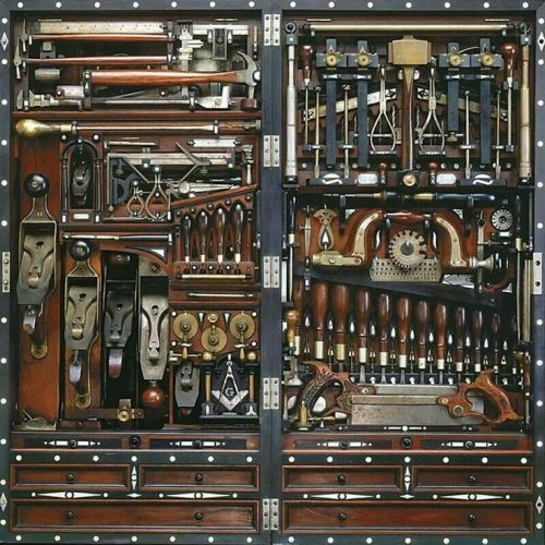 Victorian Carpenter's Kit